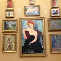 Photo taken at The Barnes Foundation by Mandi on 4/27/2013