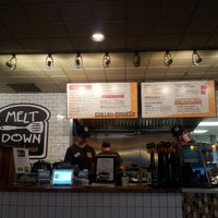 Photo taken at Melt Down Grilled Cheese by Roman C. on 6/10/2013