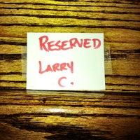 Photo taken at Bullpen by Larry C. on 2/3/2013