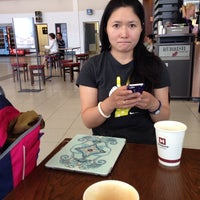 Photo taken at Hudsons Coffee by Xin Y. on 1/26/2014