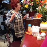 "Photo taken at Café ""Doña Paty"" by Christian A. on 5/18/2014"