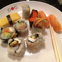 Foto tomada en POC American Fusion Buffet & Sushi por German C. el 3/1/2013