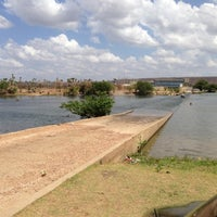 Photo taken at Barragem das Pedrinhas by Fernando c. on 12/19/2012