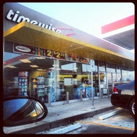Photo taken at Exxon by Grant C. on 12/25/2012