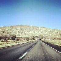 Photo taken at Morongo Valley by iamthescrapman on 2/9/2013