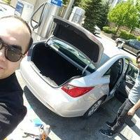 Photo taken at Esso by Mehrun S. on 5/23/2016