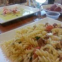 Photo taken at Emilio's Pizza & Restaurant by Jennifer B. on 7/26/2014