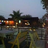 Photo taken at Malibu Bar&Restaurant by Kajeab S. on 1/29/2013