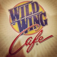 Photo taken at Wild Wing Cafe by Joshua on 2/27/2013