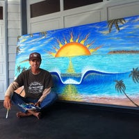 Photo taken at San Clemente Surfboards & Art By Paul Carter by Paul C. on 12/7/2013