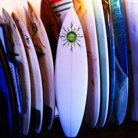 Photo taken at San Clemente Surfboards & Art By Paul Carter by Paul C. on 12/21/2013