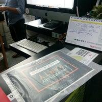 Photo taken at Q Print Station by Mawardi Y. on 2/19/2016