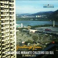 Photo taken at Condomínio Mirante Cruzeiro do Sul by Charlayne P. on 1/25/2013