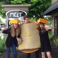Photo taken at Melt Down Grilled Cheese by Janet H. on 5/10/2013