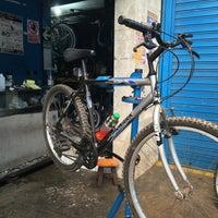 1/18/2015 tarihinde Christian M.ziyaretçi tarafından Bicicletas Emancipación'de çekilen fotoğraf