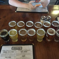 Photo taken at RiverBend Brewing Company by Steve G. on 7/4/2016