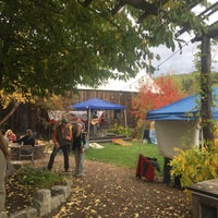 Photo taken at Leavenworth Festhalle by Steve G. on 10/10/2015