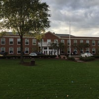 Photo taken at Shaker Heights High School by Mark A. on 10/6/2014