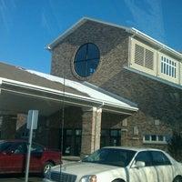 Photo taken at New Life Community Church by Elizabeth F. on 3/17/2013