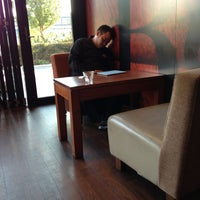 Photo taken at Gloria Jean's Coffees by Tyler J. on 4/11/2013