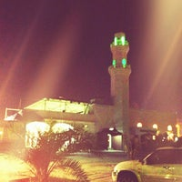 Photo taken at Al-Shati Mosque by Duna دُنى on 7/13/2013