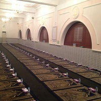 Photo taken at Al-Shati Mosque by Duna دُنى on 7/17/2013