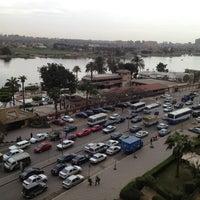 Photo taken at Corniche El Maadi by Duna دُنى on 1/28/2013