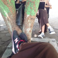 Photo taken at SMA Negeri 1 Surakarta by Yolla V. on 4/11/2014