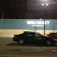 Photo taken at Walmart Supercenter by Kanai J. on 12/17/2012