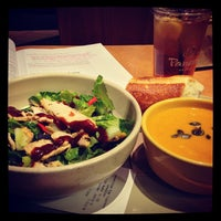 Photo taken at Panera Bread by Jessica R. on 10/8/2013