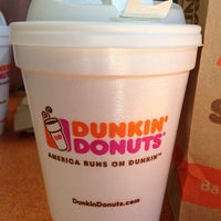 Photo taken at Dunkin Donuts by Jessica R. on 9/15/2013