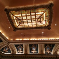 Photo taken at Pantages Theatre by Remi G. on 12/16/2012