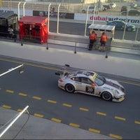 Photo taken at Dubai Autodrome by Igor R. on 1/11/2013