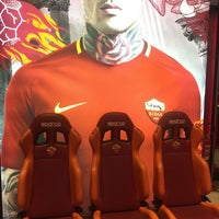 Photo taken at AS Roma Store by Gökhan Ü. on 9/23/2017