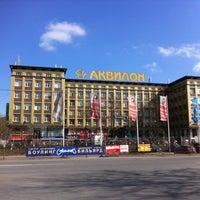 Снимок сделан в МЦ «Аквилон» пользователем Egor P. 4/12/2012