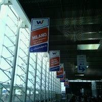 """Photo taken at Aeroporto di Catania Fontanarossa """"Vincenzo Bellini"""" (CTA) by Sergio F. on 8/19/2012"""