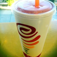 Photo taken at Jamba Juice Claremont Village at Indian Hill by ✌Maryanne D. on 1/30/2012