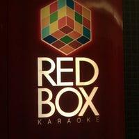 Photo taken at Red Box Karaoke by El N. on 1/22/2012