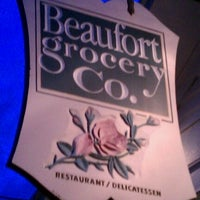 Photo taken at Beaufort Grocery Company by Lemuel T. on 8/14/2011