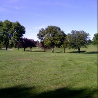 Photo taken at Mahoney Golf Course by Darci O. on 9/23/2011