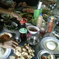 Photo taken at Perkampungan Nelayan Muara Angke by Raden C. on 10/15/2011
