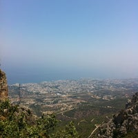Photo taken at Saint Hilarion Castle by Ruslan S. on 7/3/2011