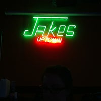 Photo taken at Jakes Uptown by John J. on 5/11/2011