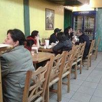 Photo taken at Tortas Al Fuego by Ernesto F. on 1/30/2012