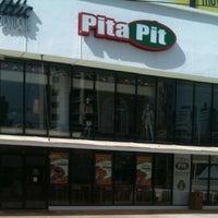 Photo taken at Pita Pit Panamá by Gil G. on 12/31/2012
