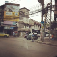 Photo taken at Onnut 17 Intersection by Teppalak V. on 5/31/2013