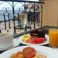 Photo taken at Quinta do Lorde Resort by Elīna O. on 5/29/2017