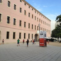 Photo taken at Centre de Cultura Contemporània de Barcelona (CCCB) by Mariana P. on 6/21/2013