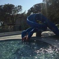 Photo taken at Voyage Sorgun Aqua Park by Evrim F. on 8/21/2017