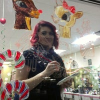 Photo taken at A Cut to Dye For by Hannah B. on 12/13/2012